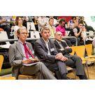 Inosport 2013 - Un évenement organisé par le Pays voironnais en partenariat avec la Métro (de g. à d. Roland Revil, Stéphane Juliot et Jean-Paul Bret)