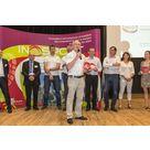 Prix Catégorie Santé Bien-être et Prévention pour Grenoble Métropole Cyclisme 38 - Crédit Photo Samuel Moraud