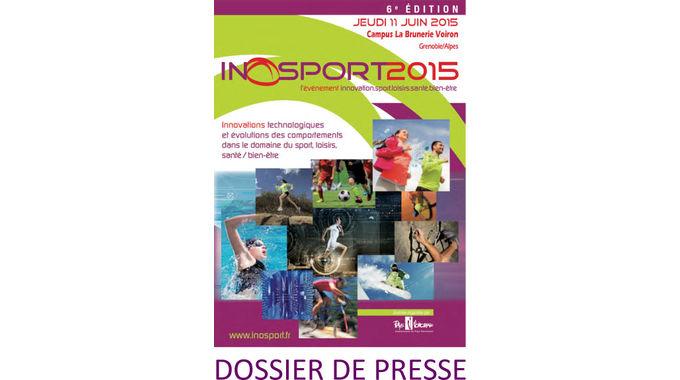 Dossier de presse - Inosport 2015