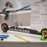 Rollerski de vitesse Axcel R8