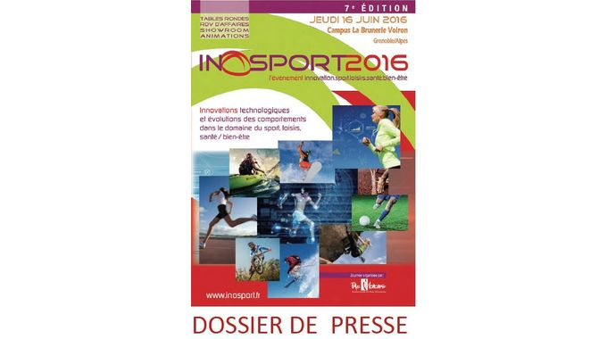 Dossier de presse - Inosport 2016