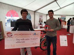 eBikeMaps - Plateforme communautaire dédiée au vélo électrique