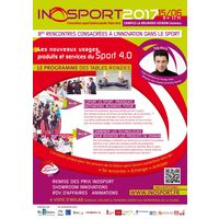 Inosport 2017 : le programme est en ligne ! : Inosport 2017 : le programme est en ligne !