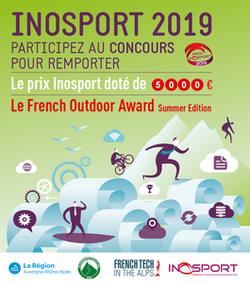 Communiqué de presse Concours des Innovations - Inosport 2019