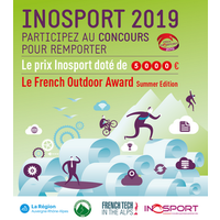 Communiqué de presse Concours des Innovations - Inosport 2019 : Communiqué de presse Concours des Innovations - Inosport 2019