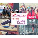Au programme d'inosport 2019 - Communiqué de presse