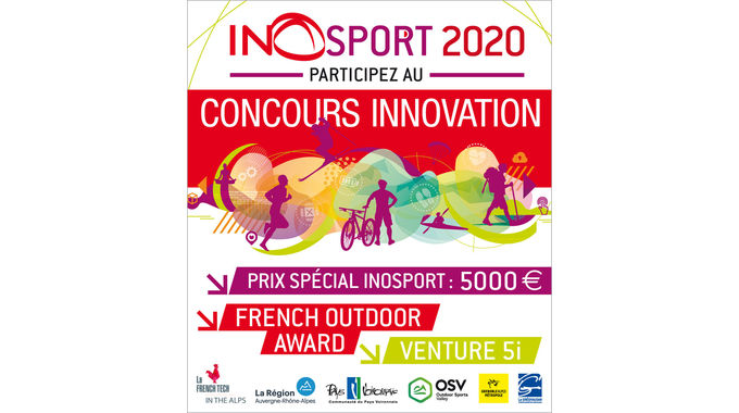 INOSPORT REPORTE & LE CONCOURS INOSPORT 2020 MAINTENU