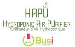 HAPU* Hydroponic Air Purifier