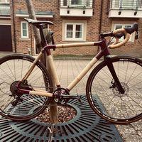 Vélos en bambou haute performance